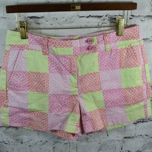 Vineyard Vines whale print pockets womens shorts